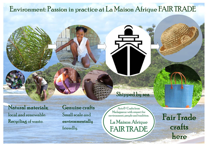 la maison afrique fairtrade ecology