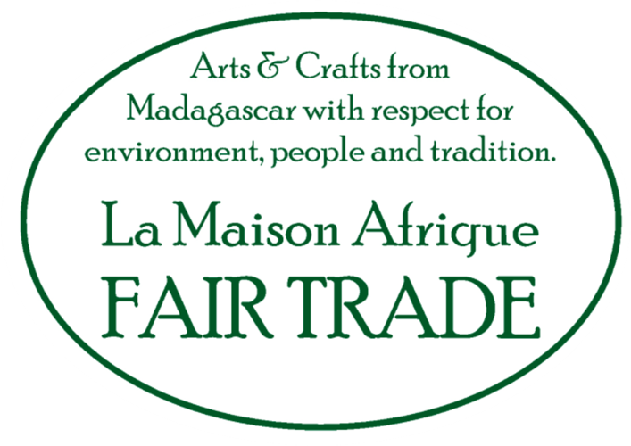 la maison afrique fairtrade crafts logo